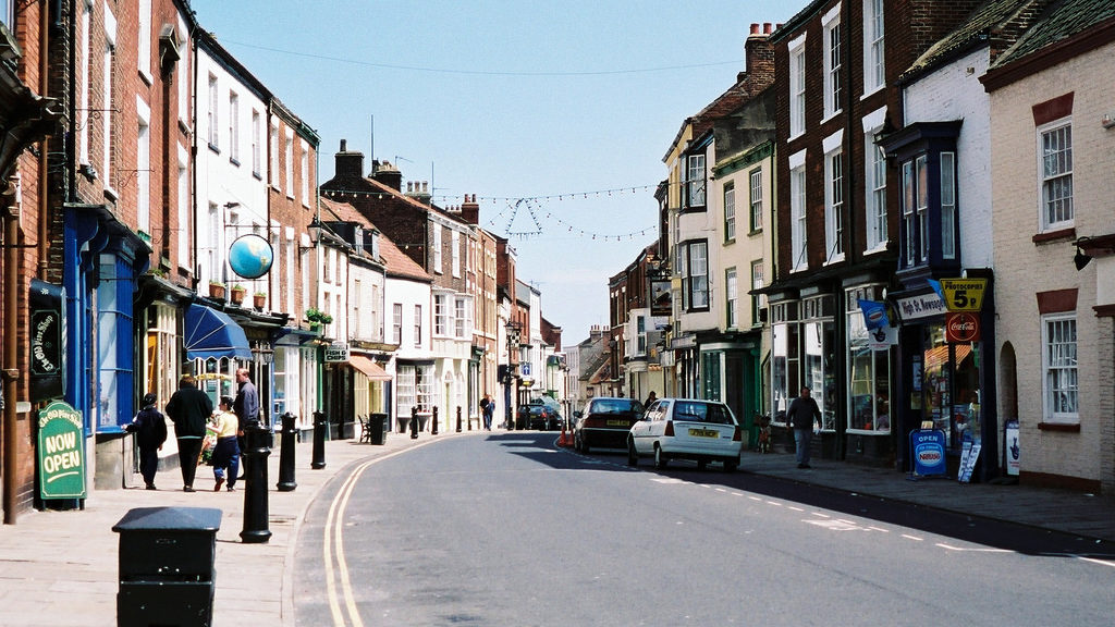 High street is dead for startups